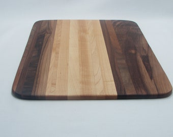 Maple and Walnut Cheese Board