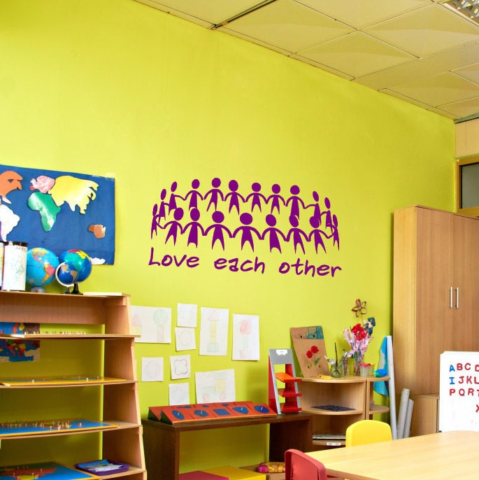 Excellent Daycare Wall Decorations Images - Wall Art Design ...