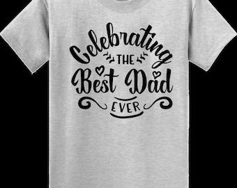 Celebrating the best dad ever