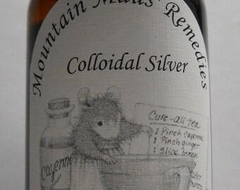 Colloidal Silver 4 fl oz