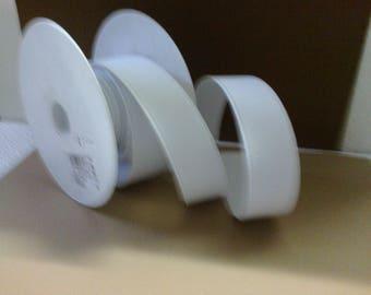 White elastic band 3cm wide