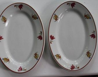 Vintage Shenango Plates