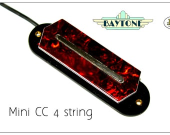 Mini CC pickup for Four string or less. J058