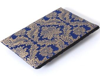 VENTE ! MacBook 15 cas de rétine, manchon, couverture de Macbook, sac tissu ornements argent bleu Royal