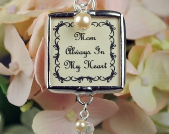 Wedding Bouquet Memorial Charm Bridal Bouquet Personalized Photo Charm
