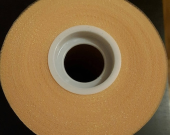 Tulle high quality, very soft brown clear honey 15 cm x 82 m tutu