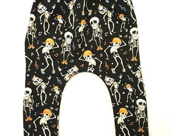 Dancing Skeleton Pants