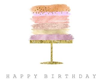 Birthday Card Add On