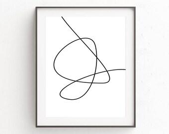 Minimalist Poster, Minimalist Art, Abstract Art Print, Large Wall Art, Minimalist Print, Abstract Art, Living Room Decor, Wall Prints