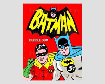 Batman Cross Stitch, Batman, Batman Gum Advertising, Cartoons, Cross Stitch Pattern, Cross Stitch, Needlepoint by NewYorkNeedleworks on Etsy