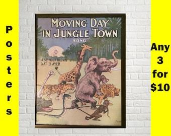 Jungle print for nursery Jungle print for nursery Jungle print for nursery Jungle print for nursery Jungle print for nursery Jungle print