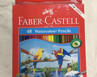Faber-Castell 48 Water Color Pencils