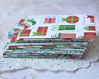 Handmade Envelopes, Business Card Envelopes, Gift Card Envelopes, Christmas Envelopes