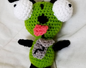 Dogsuit Gir, Invader Zim Plush