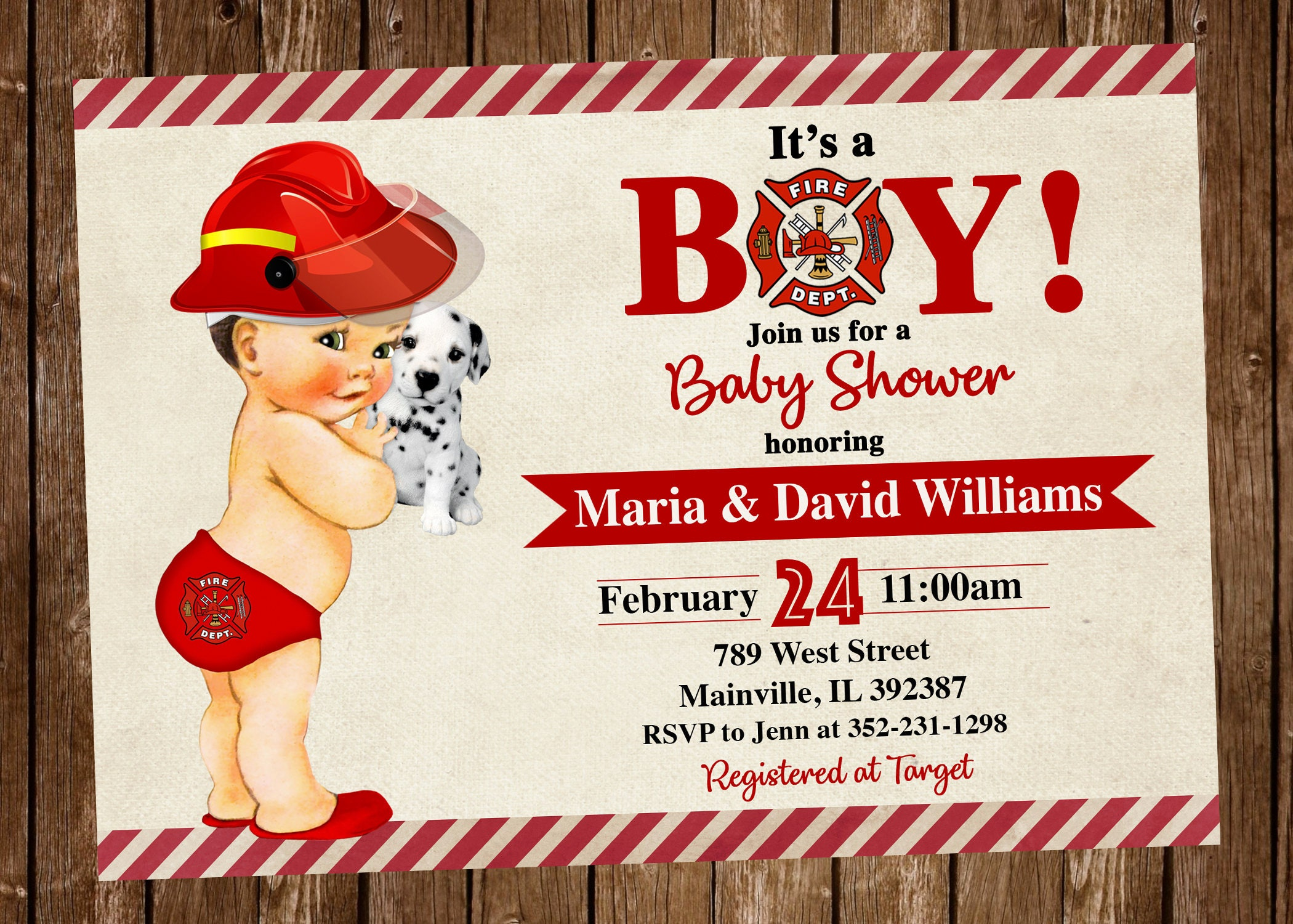 Perfect Baby Shower Invitation Text Motif - Invitations and ...