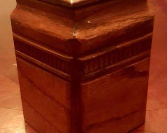 False bottom stash box