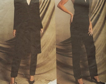 Vogue 2601 Donna Karan New York Sewing Pattern New Uncut Size 14 to 18