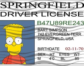 Badge replica The Simpson