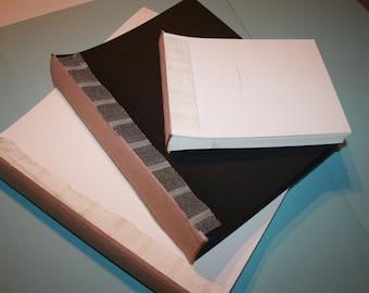 """Photo Album Text Block, large portrait, 9""""x12"""", 50 pages"""