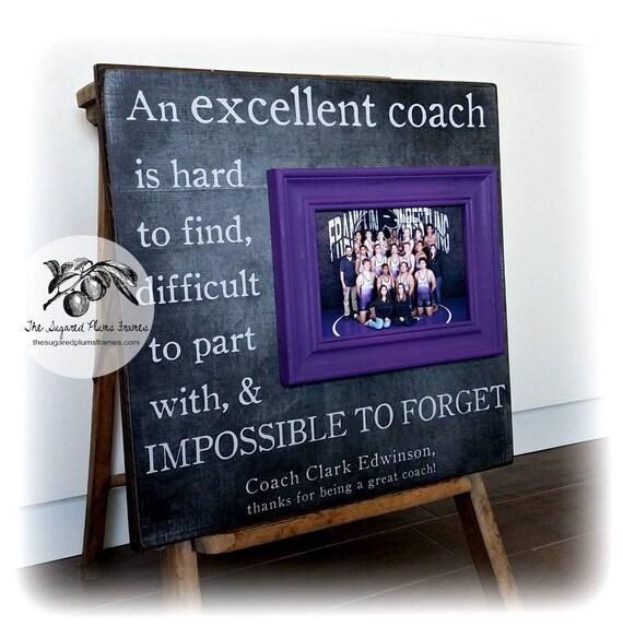 Coaches Gift Basketball Coaches Gift Soccer Coach Baseball