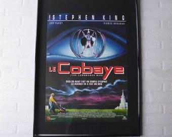 1992 Stephen King  Le Cobaye original movie poster