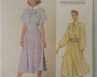 1375 Vintage Vogue American Designer Albert Nipon Pattern Size 16