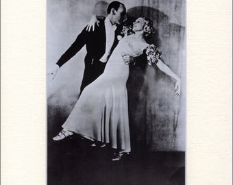 Fred Astaire Classic Dance, mounted