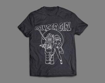 Danger Girl Shirt