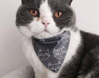 Bandana CatsOnFleek (Grey)