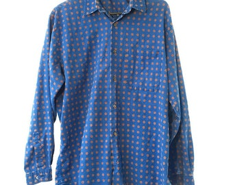 1980s Gap Button-down Shirt Size M/L