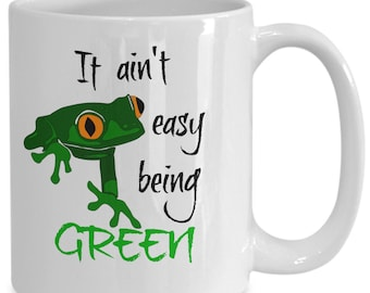 It ain't easy being green 2