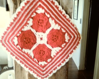 Red Vintage Pot holders