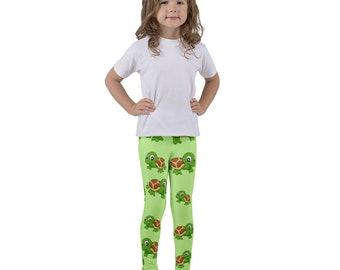 Turtle Kids Leggings