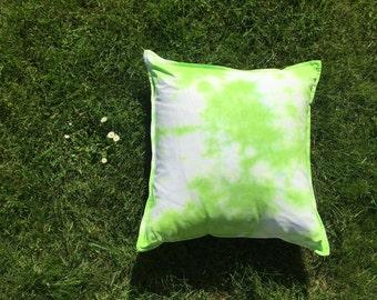 Shibori * Pillow * Indigo * White * Cotton