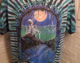 Size XL (50) ** Rare 1995 Grateful Dead Concert Shirt (Double Sided)