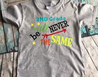 Custom School Shirts!