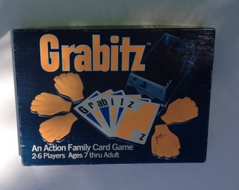 Vintage grabitz game from 1979