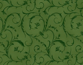 Forest Green Beautiful Backing 108in Wide Backing Fabric