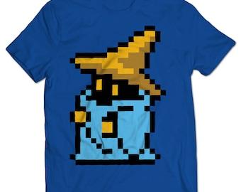 Final Fantasy Black Mage T-shirt