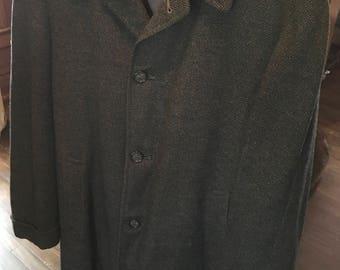 Vintage mens coat