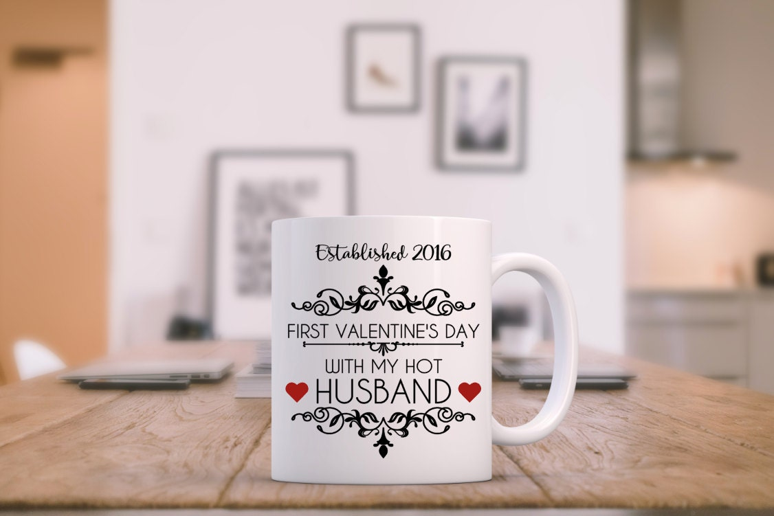 First Valentines Day Hot Husband First Valentines Day
