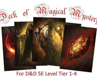 Deck of Magical Mystery PRE ORDER