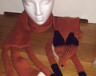 The Foxy Scarf