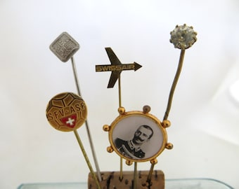 Vintage Hat Pins-French Hat Pins