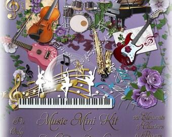 Muziek Mini kit