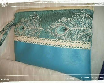 Evening clutch or everyday