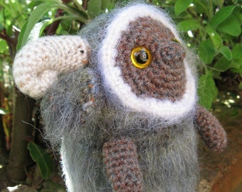 Small Spirit Amigurumi Pattern PDF - Crochet Pattern