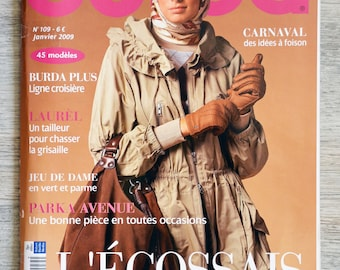 Magazine January 2009 Burda (109)