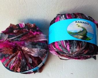 Yarn Sale  - Winter Berries 205 Xanadu by Kniting Fever yarn