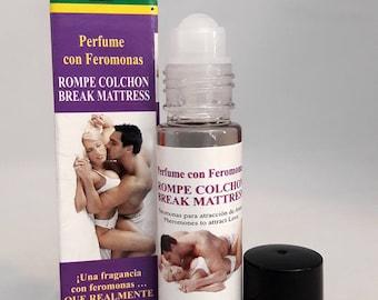 Mattress breaker perfume with pheromone Roll on 1/3oz